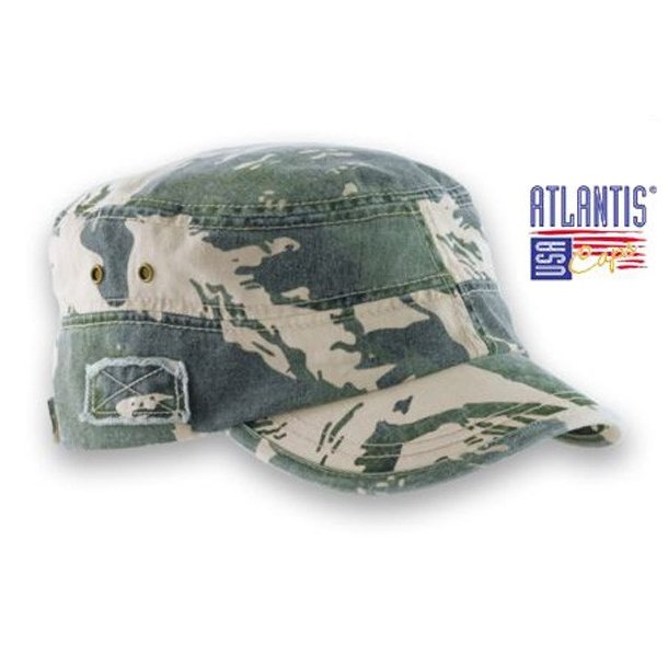 WILD ARMY CAP OLIVEN