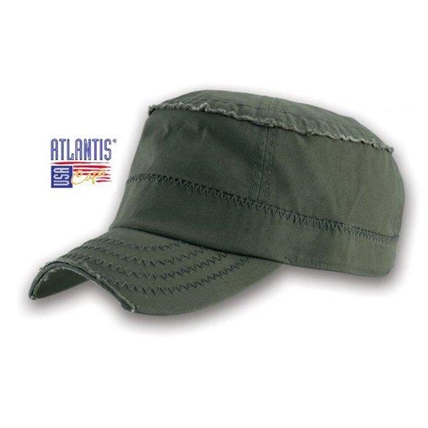 ARMY  CAP CUT  OLIVEN