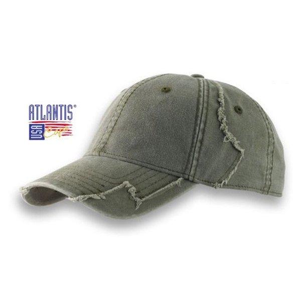 HURRICANE CAP OLIVEN