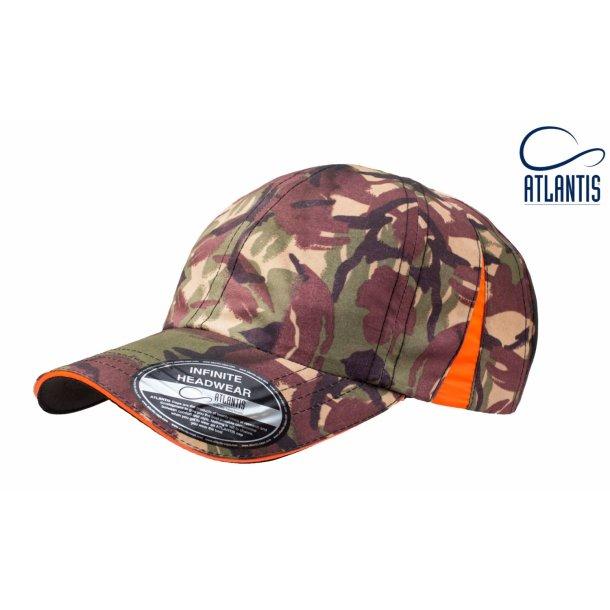 SLAM CAMO CAP