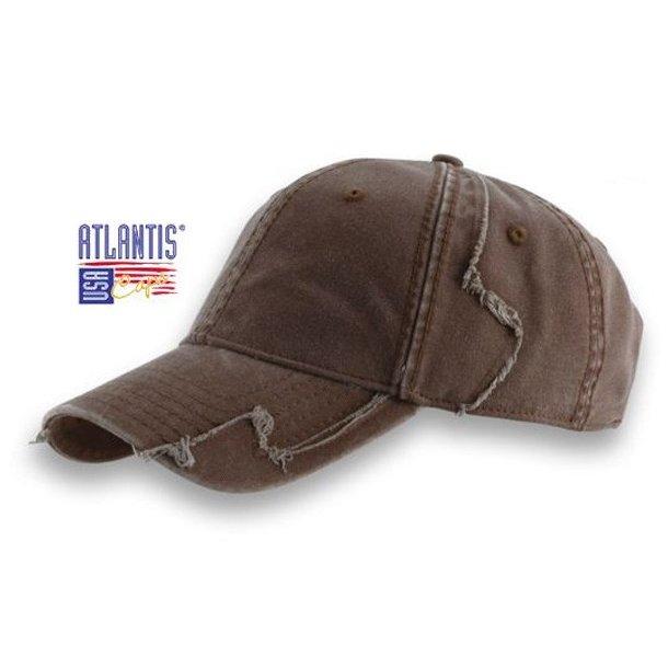 HURRICANE CAP BRUN